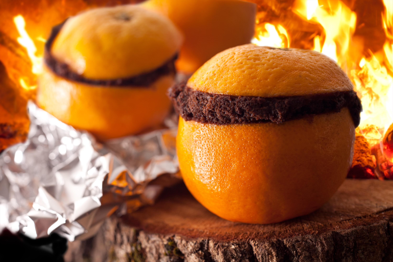 Пирожное «Мандарин»