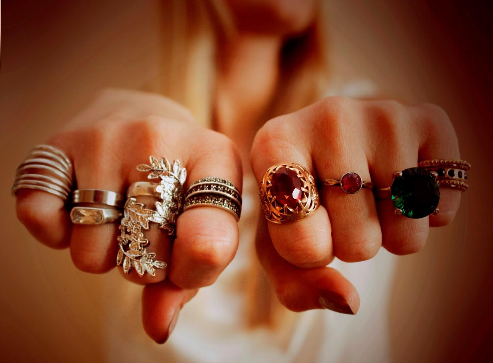 простые и сложные кольца